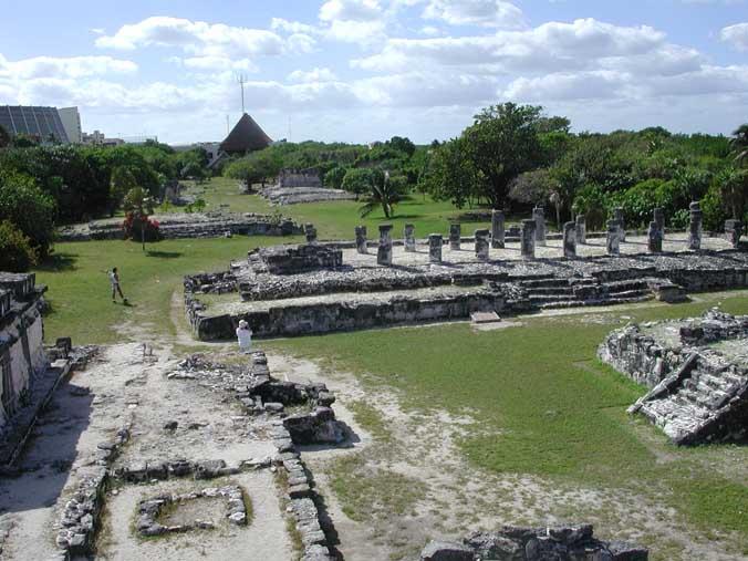 CancunRuins2002