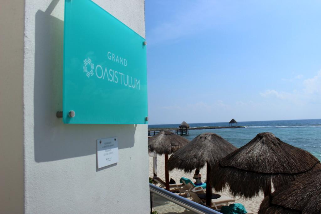 Oasis tulum, para disfrutar arrecife.