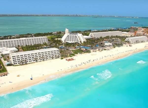 hotel grand oasis cancun