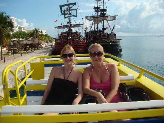 ferry-hacia-isla mujeres