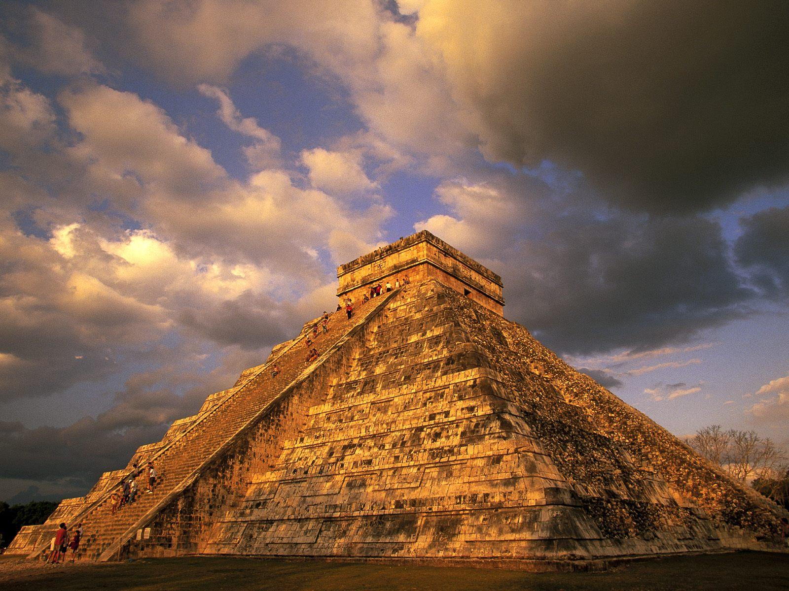 yacimientos arqueologicas chichen itza