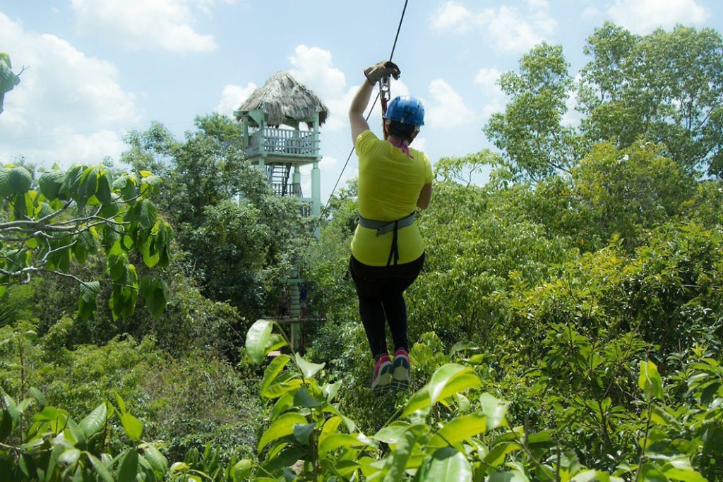 Oasis Ruta de los cenotes