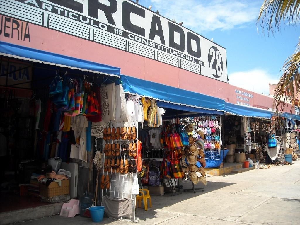 centro de Cancún.