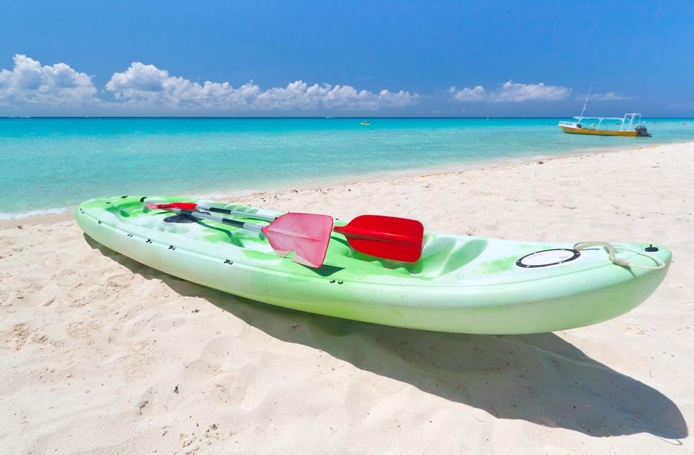 Kayak-Cancun-Beach
