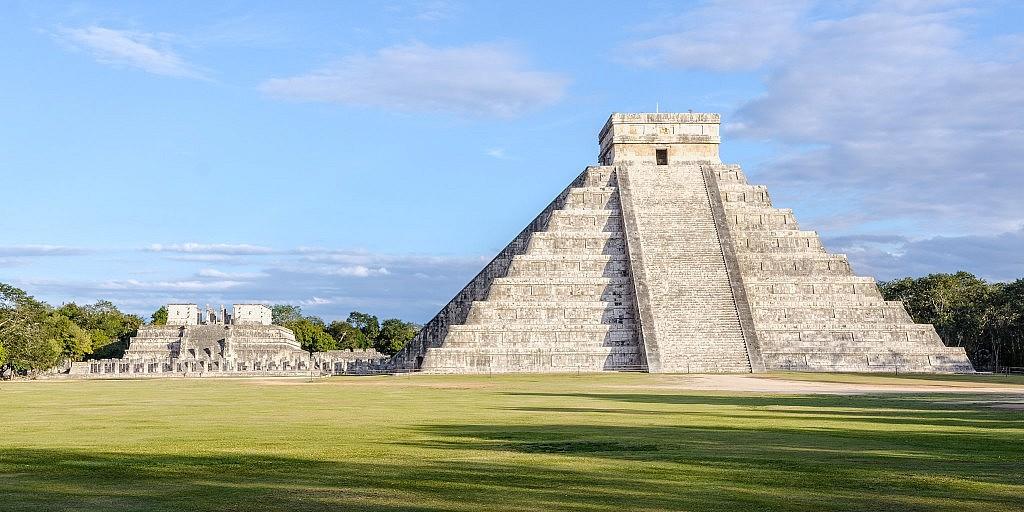 Zona Arqueologica - Chichen Itza, Mexico
