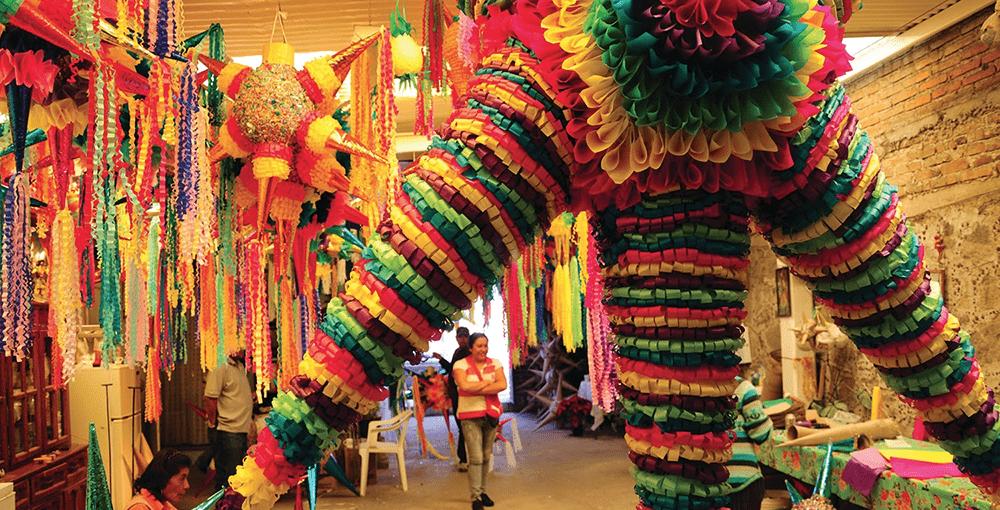 Piñata, origen de una tradición