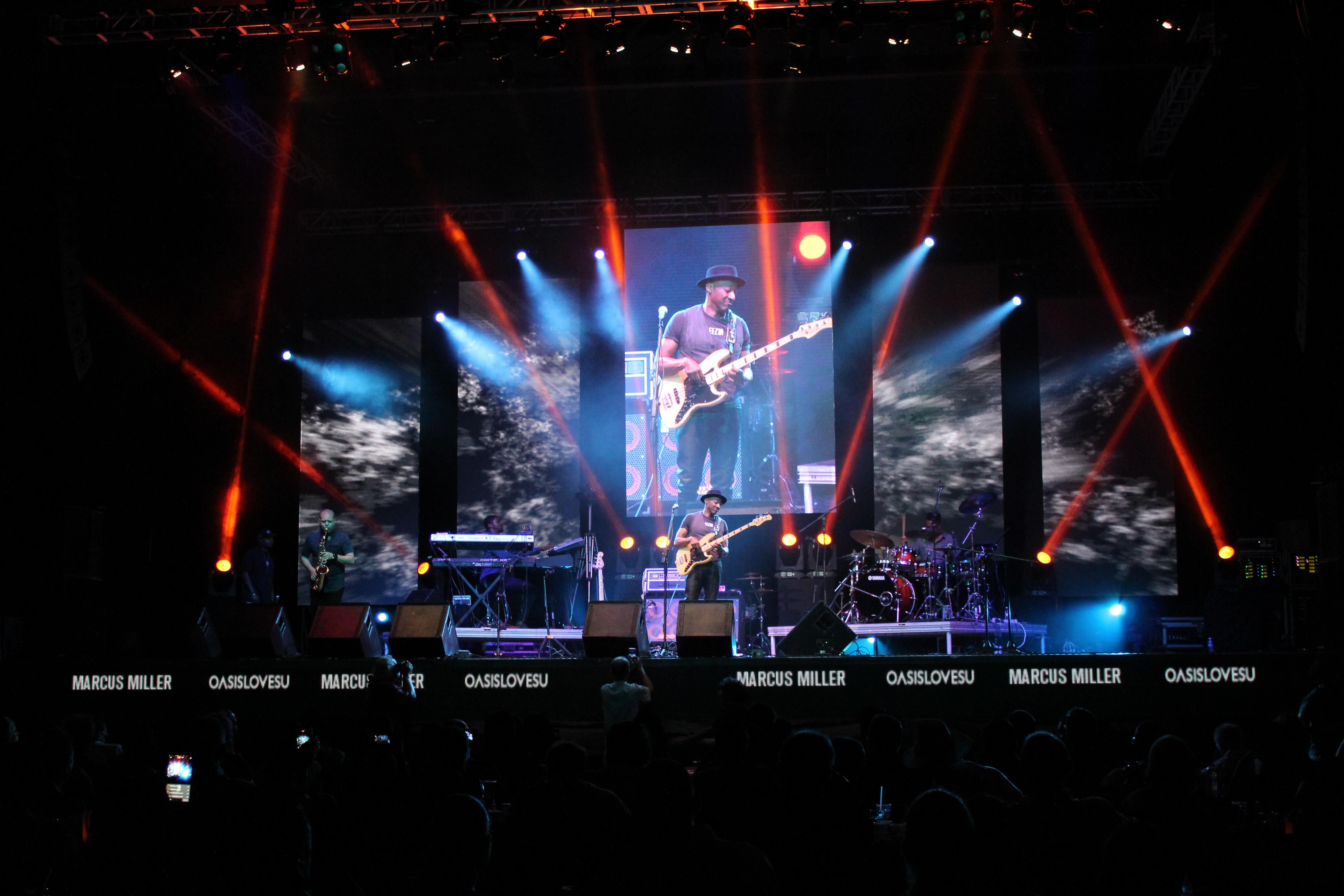 Oasis Jazz U; más que un evento, historias, sueños y pasión por la música