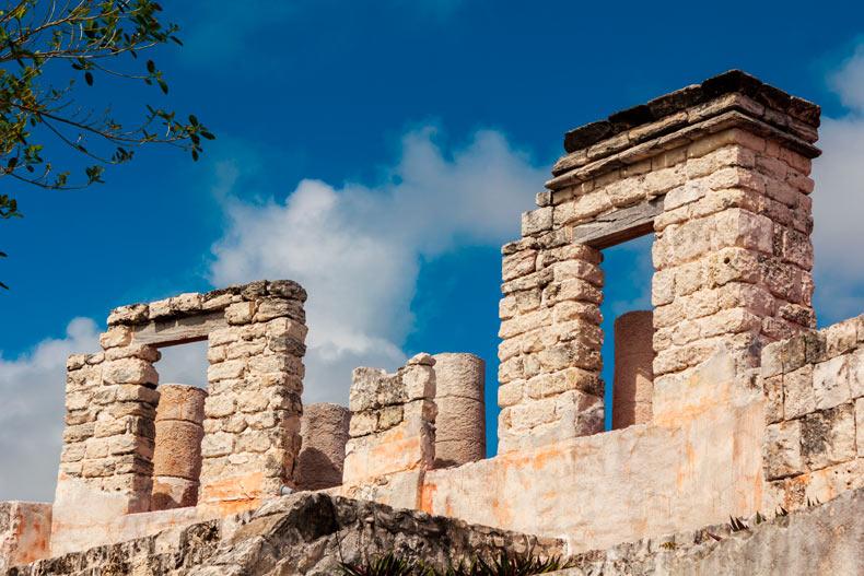Museos y ruinas en Cancún