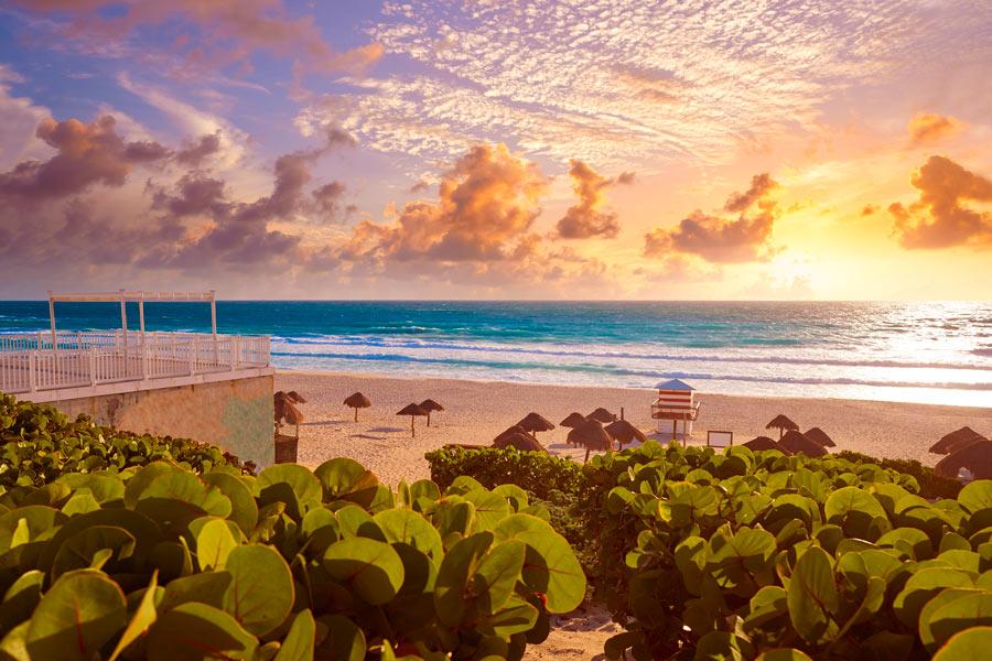 Viajar a Cancún todo incluido