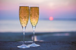 Cena romántica en Cancún
