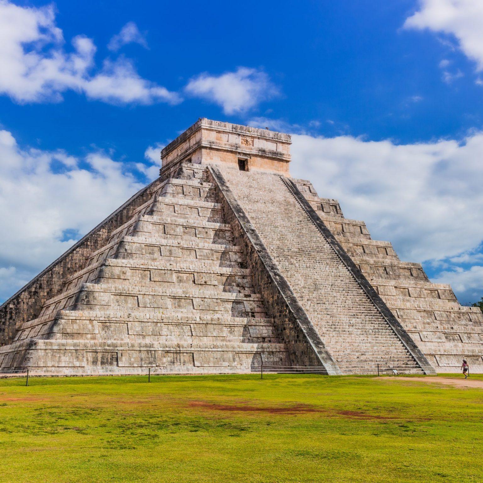 Zona arqueológica maya Cancún