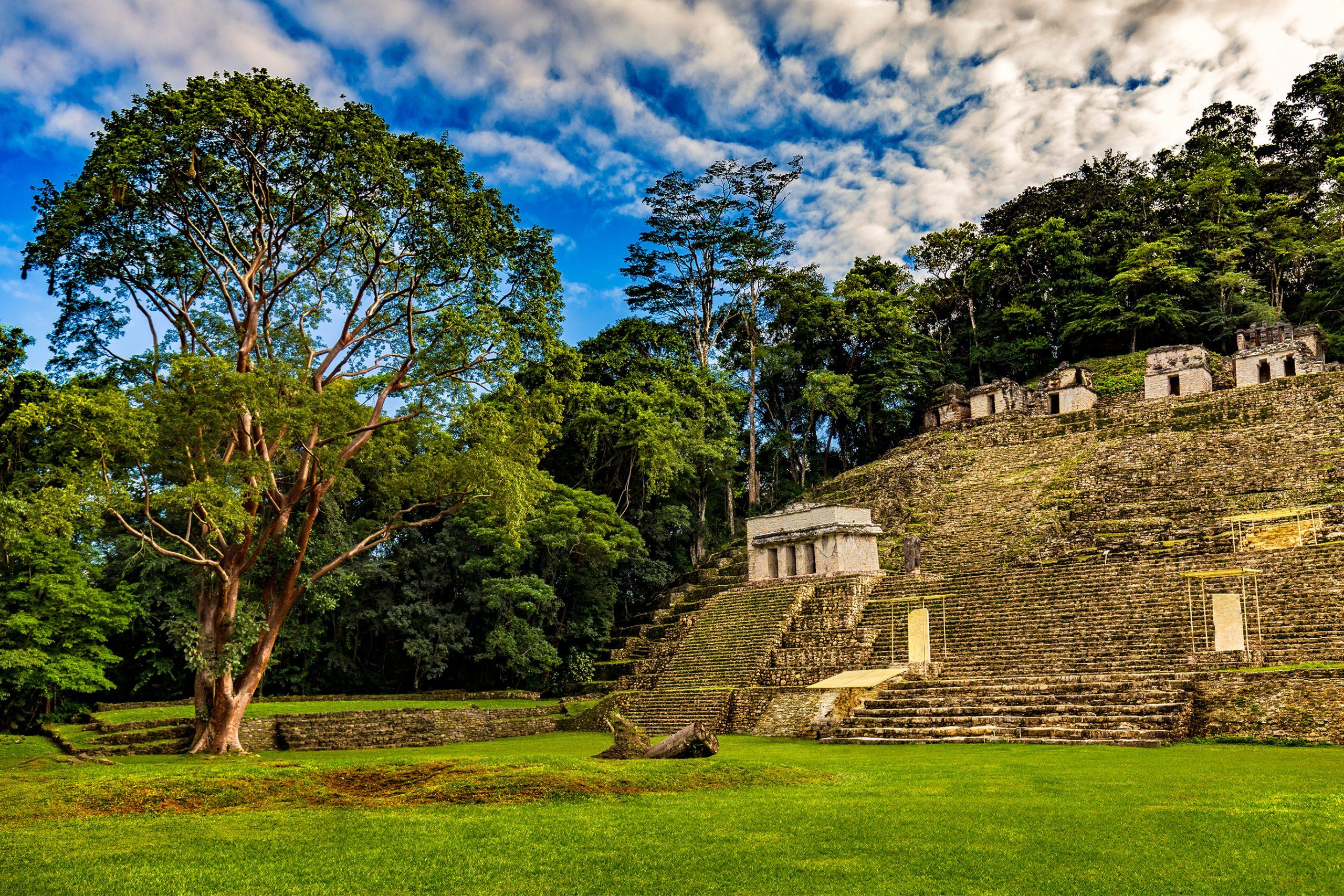 Yaxchillán y Bonampak en Chiapas