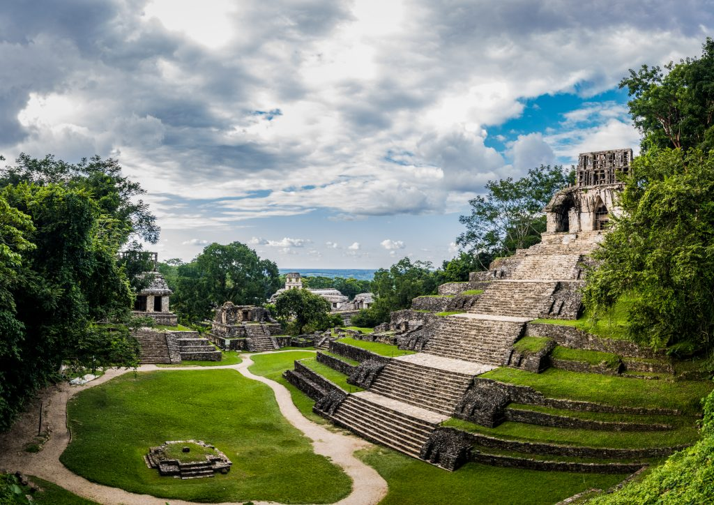 Palenque, arqueologia maya en Chiapas