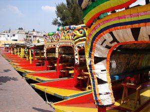 Fiesta de Xoximilco Cancún