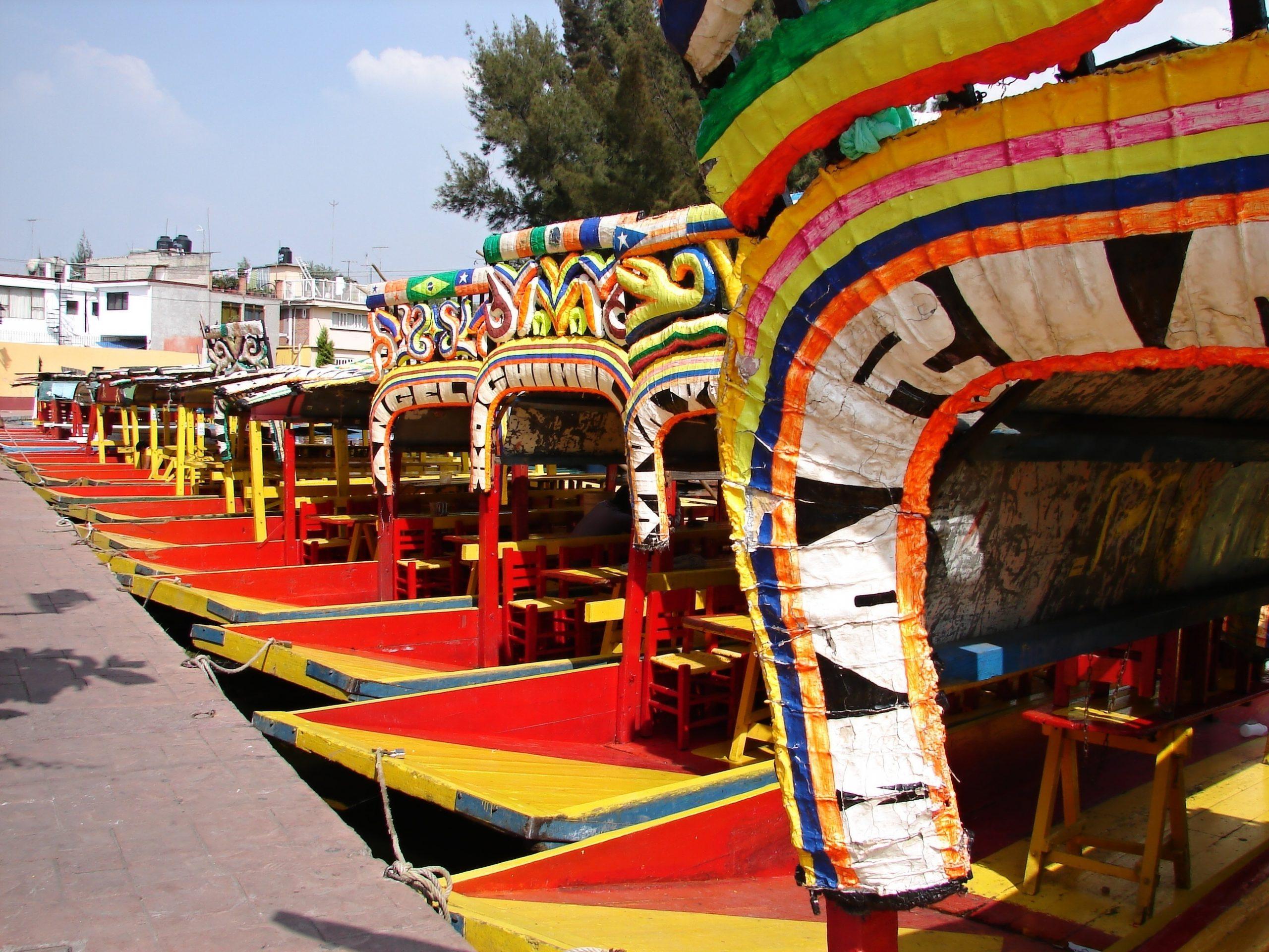 Fiesta Xoximilco Cancún
