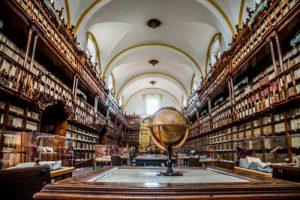 Puebla y la biblioteca palafoxiana
