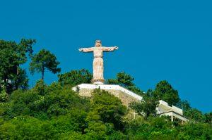Tour al Cristo monumental, Taxco