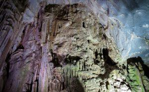 Las grutas de García en Monterrey