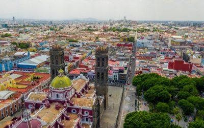 Panoramica de Puebla
