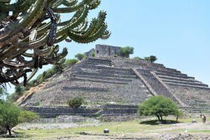 Tour pirámide en Querétaro