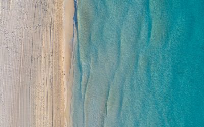 Vistas desde arriba Playa Forum, Cancún