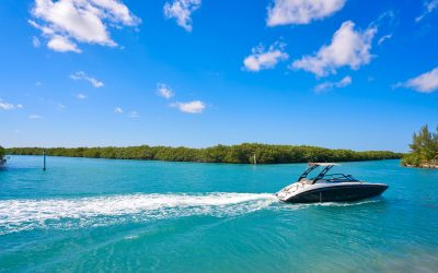 Paseo en barco por la Laguna Nichupté