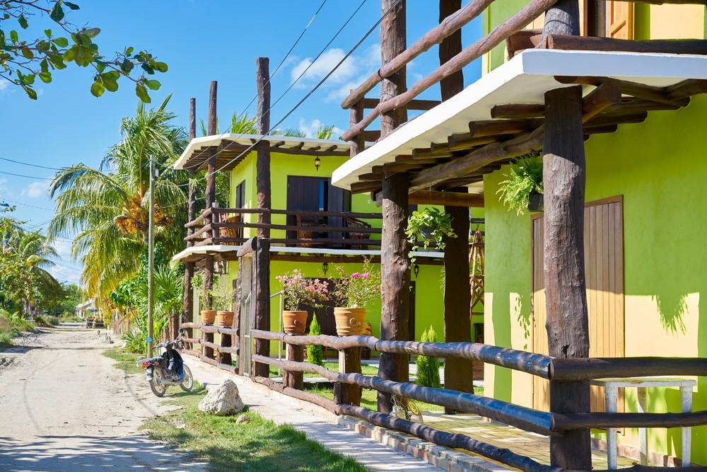 Casas de Isla Holbox