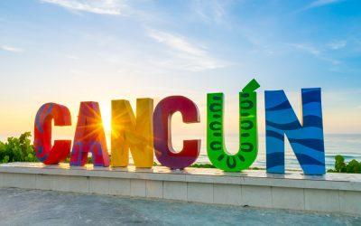 Letras en Cancún Spot
