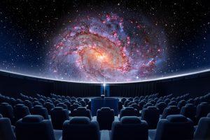 Auditorio planetario Ka'Yok' en Cancún