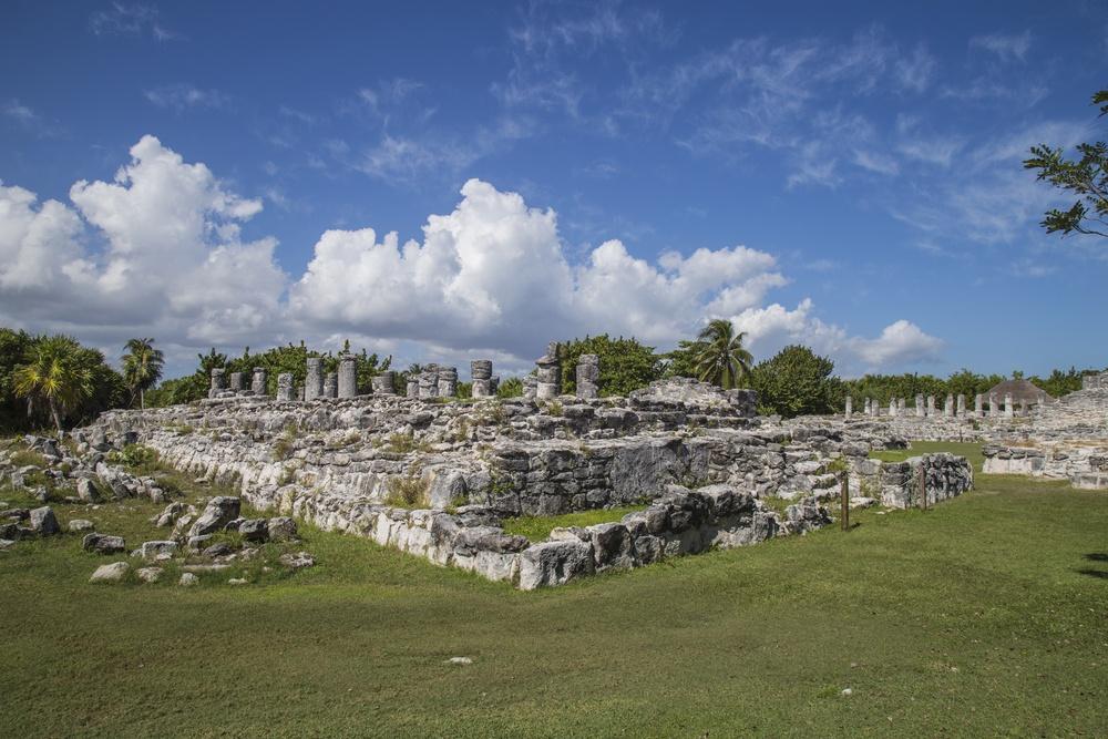 Panorámica zona arqueológica El Rey