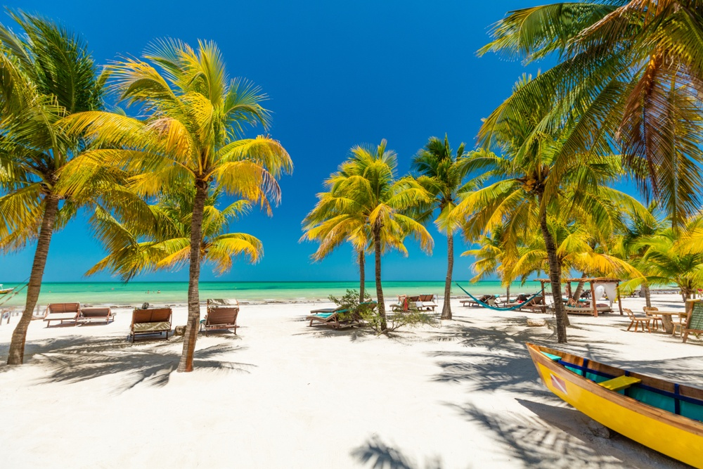 Playa de Isla Holbox