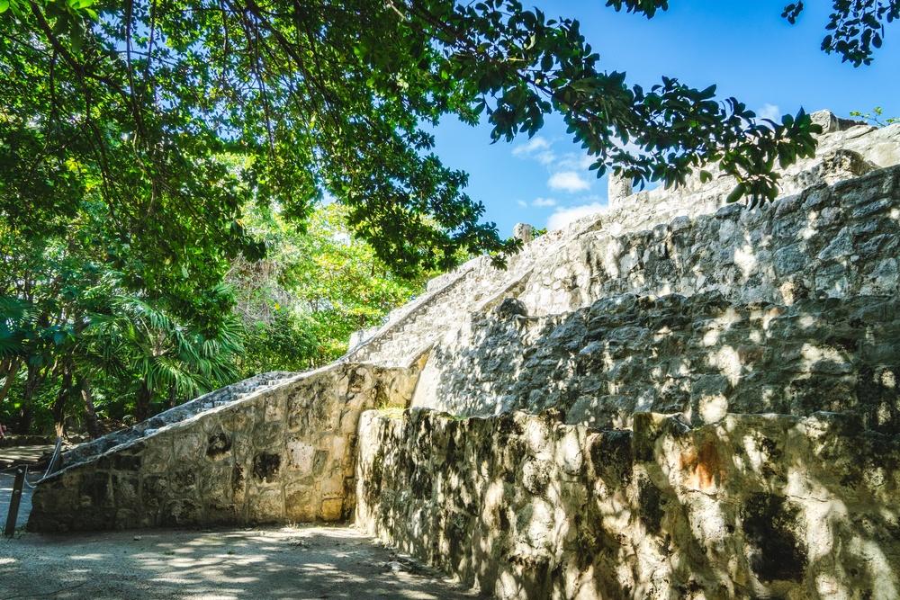 San Miguelito cercano al Museo Maya en Cancún