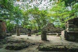 Alrededores San Miguelito cercanos al Museo Maya en Cancún