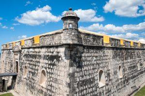 Fuerte de Campeche, México