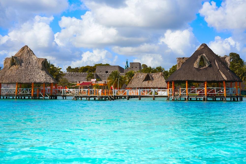 Alojamientos en la Laguna de Bacalar, Quintana Roo
