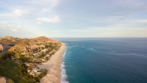 Playa de Los Cabos de San Lucas en México