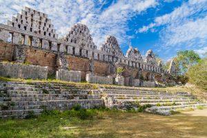 Ruinas de la ciudad de Uxmal