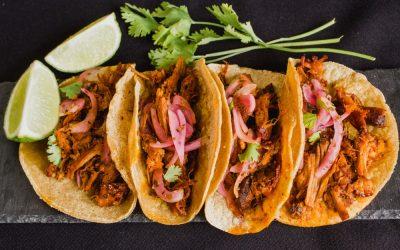Los auténticos tacos de cochinita pibil