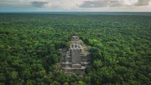 Ruinas de Calakmul