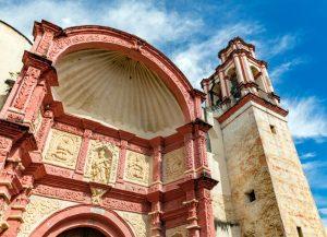 La catedral de Cuernavaca, Morelos