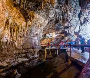 Las grutas de Rancho Nuevo en San Cristobal de las Casas
