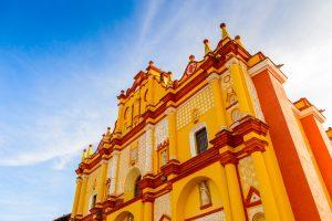 Iglesia de San Cristobal de las Casas, Chiapas
