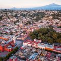 Vista panorámica de Txacala