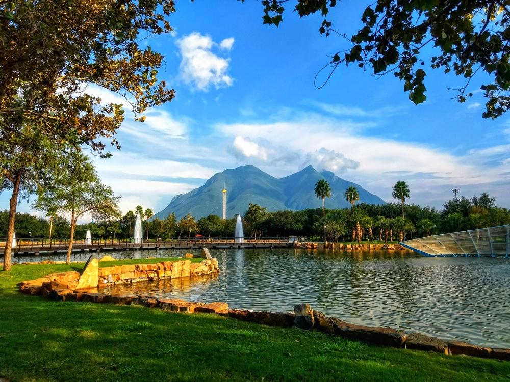 Parque Fundidora en Monterrey, méxico