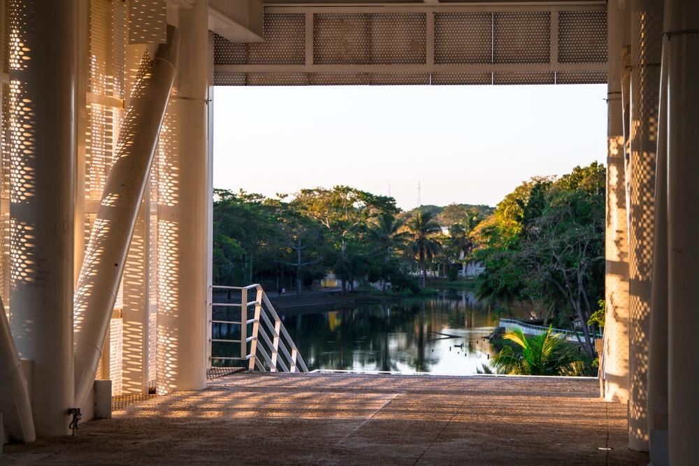 Parque Tomás Garrido en Villahermosa