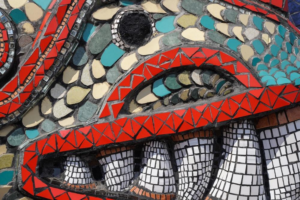 Los originales murales de Zacatlán