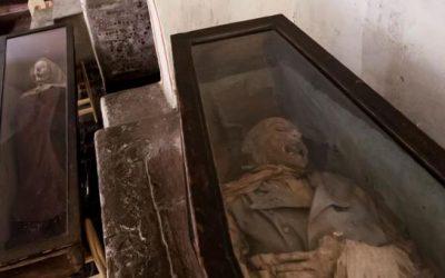 Museo de las momias San Angel
