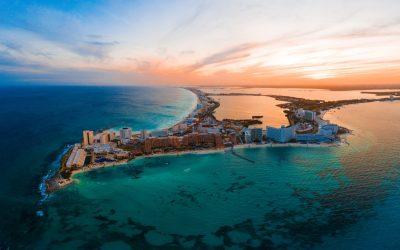 Panoramica en Cancún