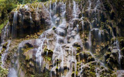 Las grutas Tolantongo y sus cascadas