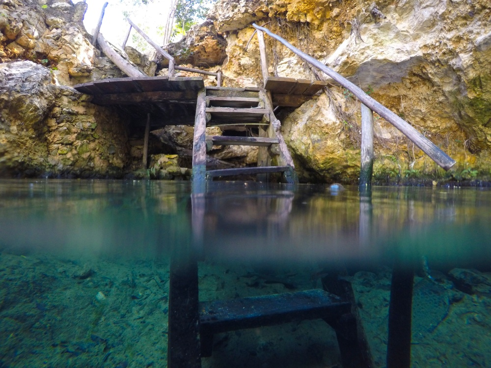 cenote casa tortuga